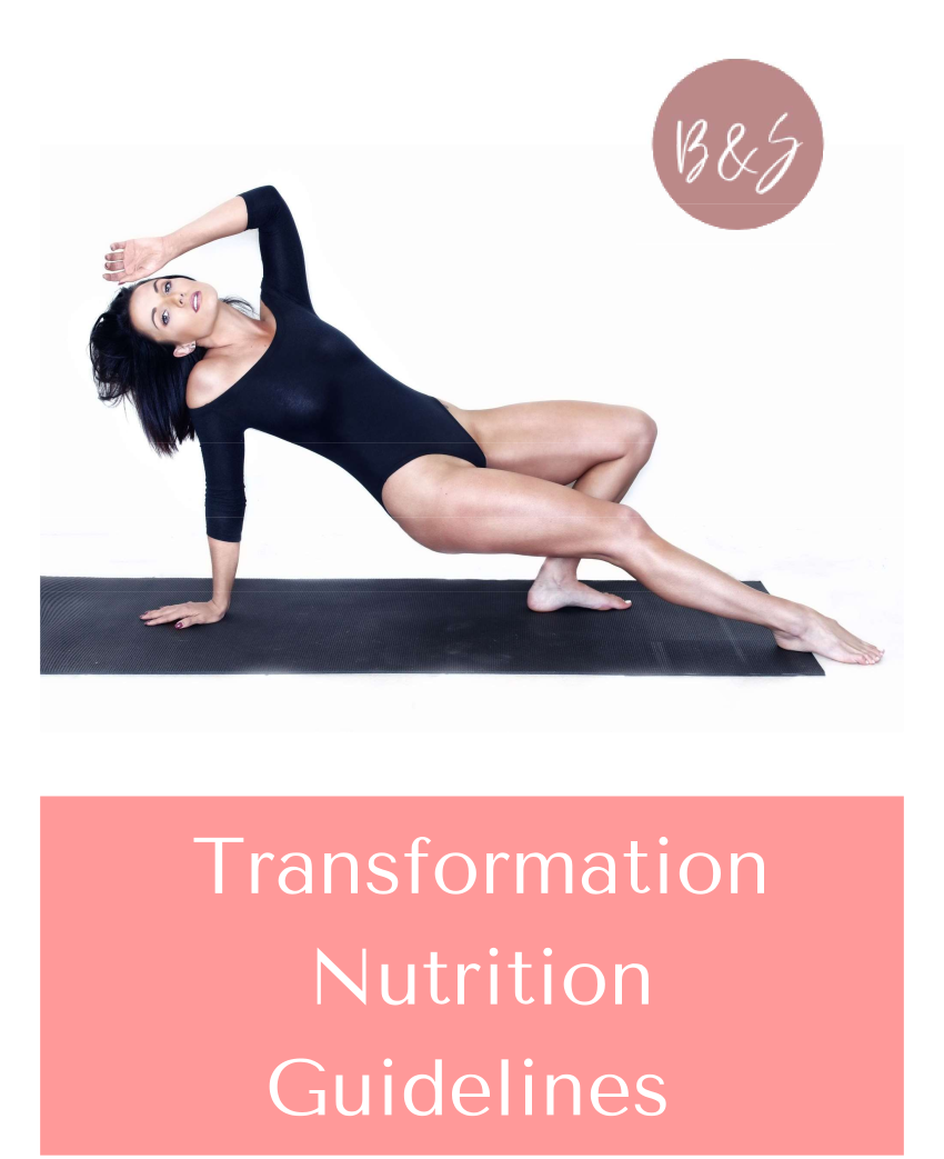 28 Day Nutritional Guidelines